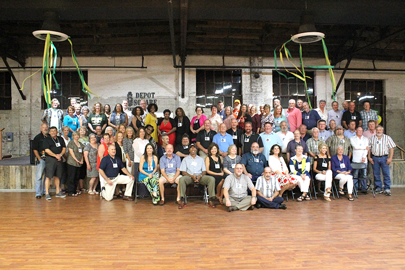 Gallatin's Depot Square Hosts Nostalgic 40-Year High School Reunion